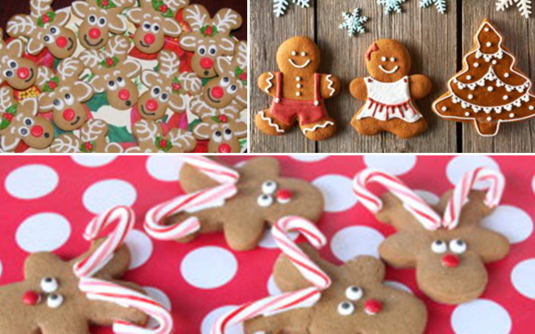 Fun Gingerbread Decorating Ideas