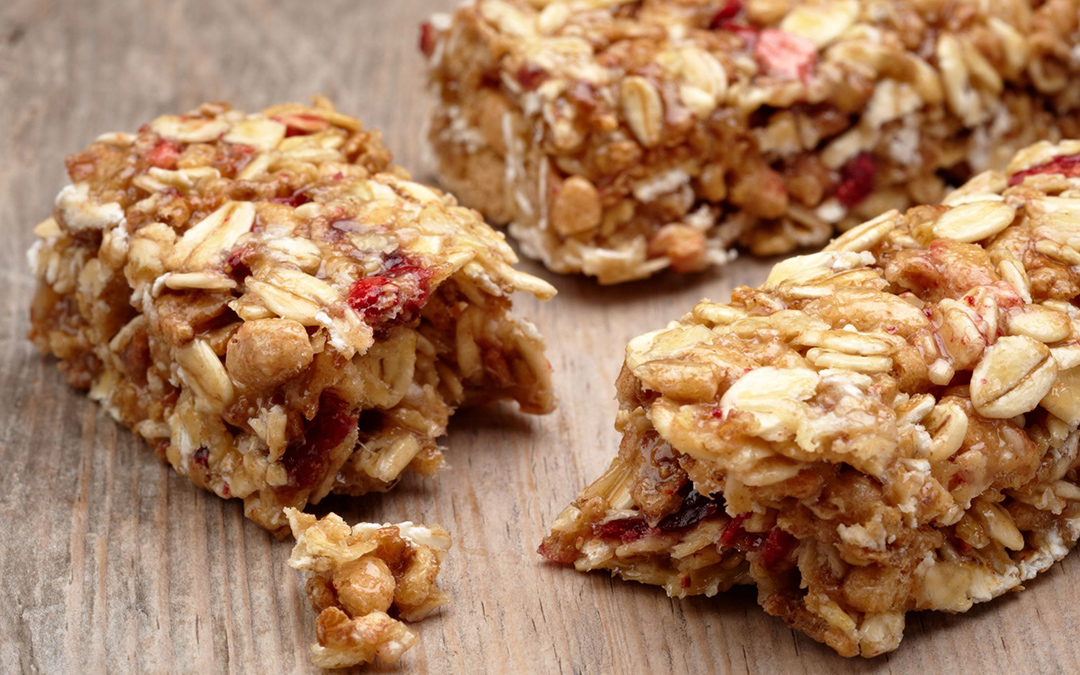 Granola Bars from Scratch