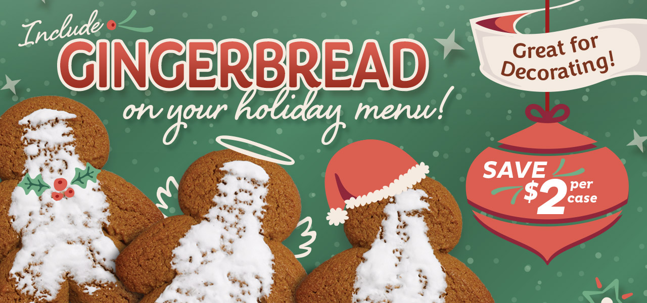 Gingerbread Promotion