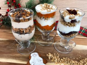 Whole Grain Rich Parfaits