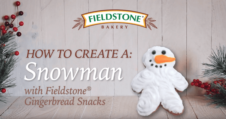 How To Decorate Gingerbread Snowman Cookies