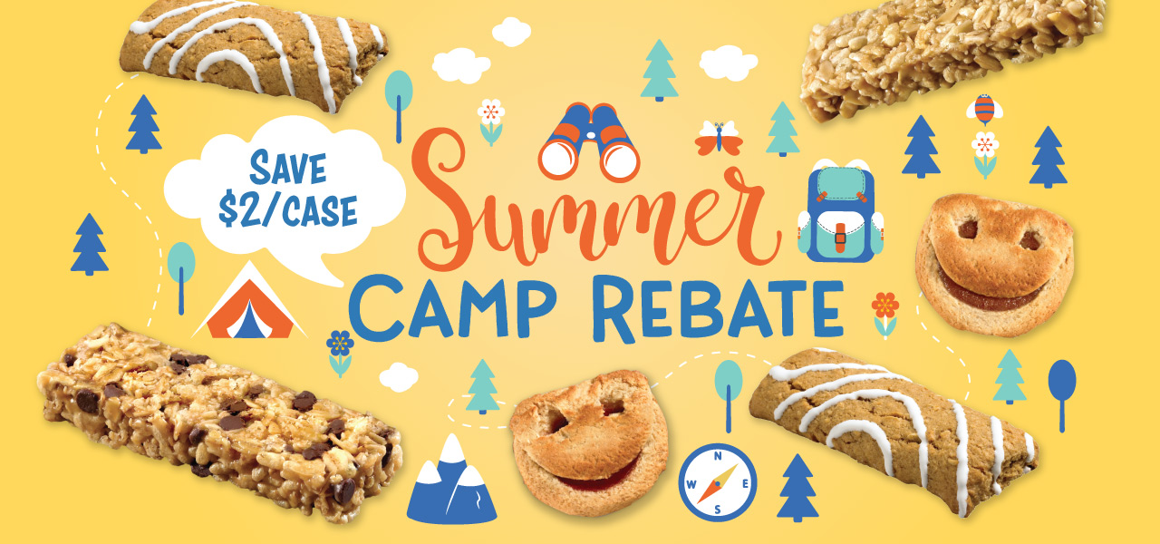 Summer Camp Rebate