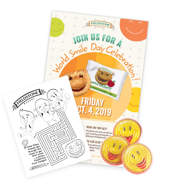World Smile Day Breakfast Kit