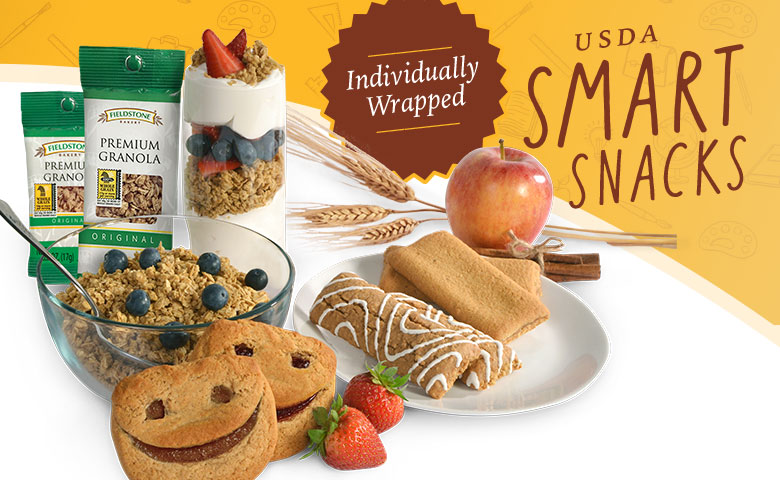 USDA Smart Snacks For Schools