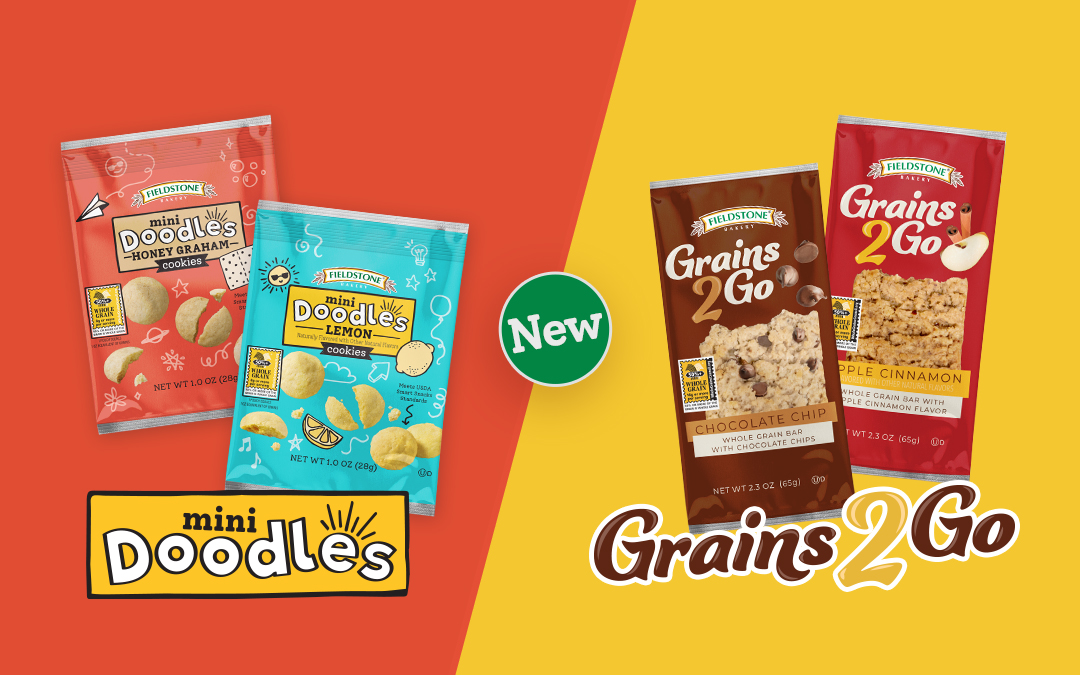 we exhibit usda smart snacks in schools and individually packaged snacks at trade shows